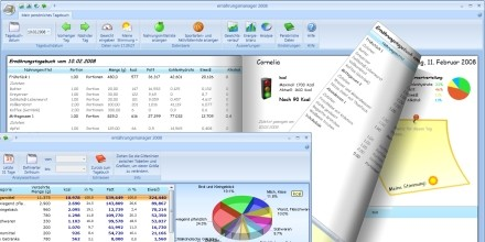 Nutrition software nutrinote